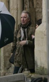 Alan Rickman-Snape