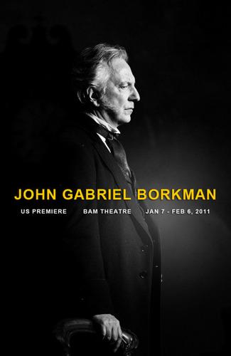 Alan in John Gabriel Borkman