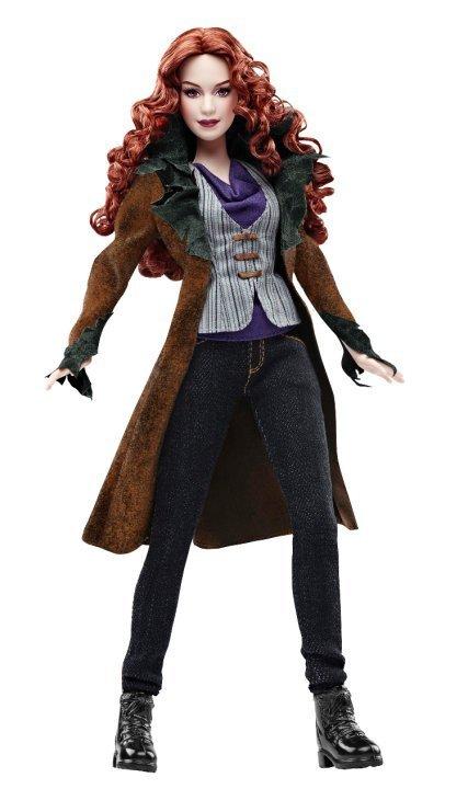 Victoria as a बार्बी Doll