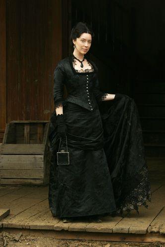 Alma Garret