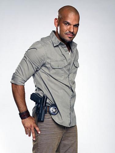 Amaury's 'Chase' Photoshoot