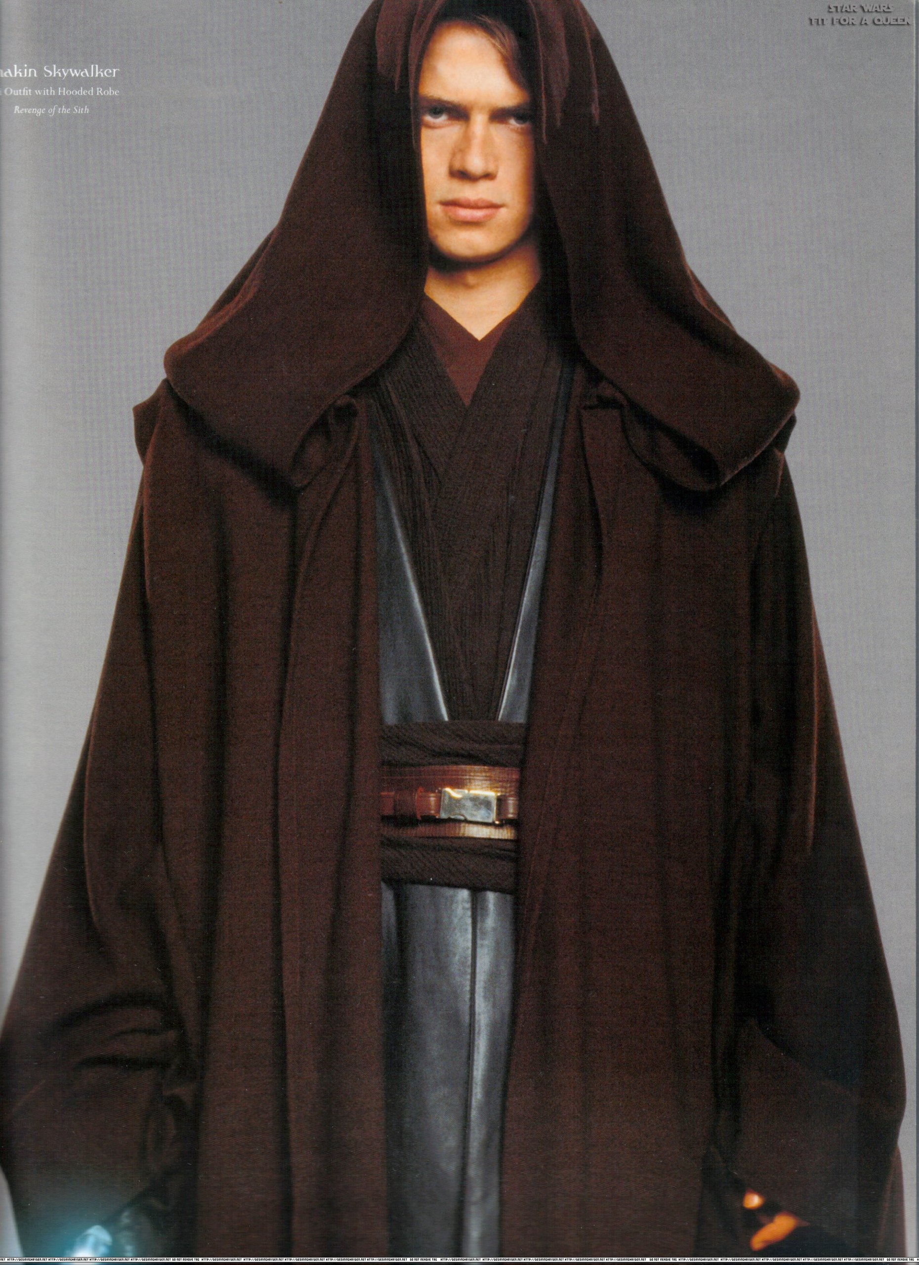 Star wars the old republic request episode iii anakin skywalker style robes - Vaisseau star wars anakin ...