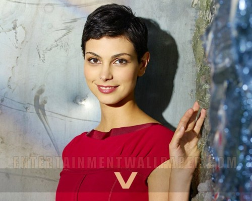 TV Female Characters پیپر وال with a portrait titled Anna (V)
