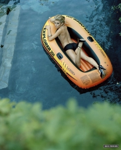 Annalynne McCord - Photoshoot (New Outtakes)