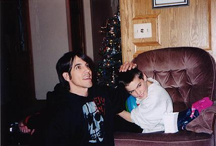 Anthony and James