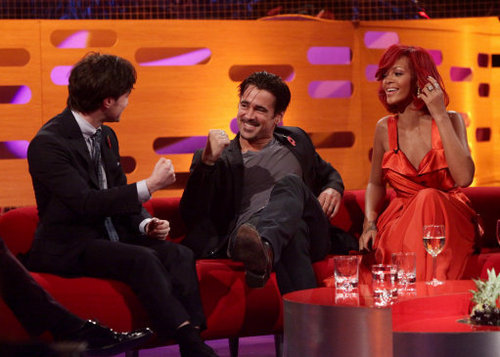 BBC One's The Graham Norton Show