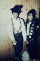 Backstage! - michael-jackson photo
