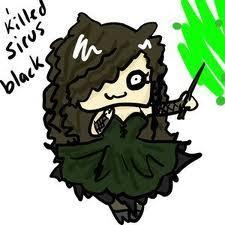 Bellatrix LOLZ