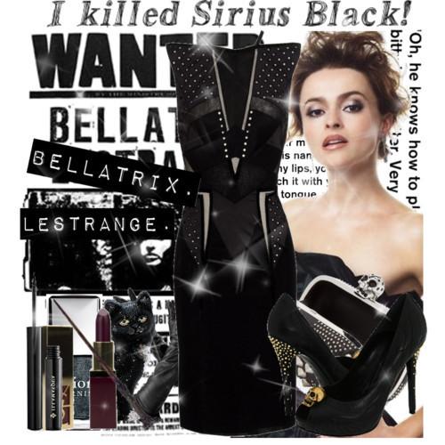 Bellatrix the dominatrix