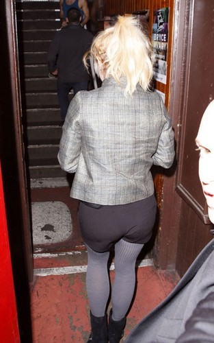 Britney out @ Troubadour