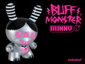 Buff Monster Dunny - vinyl-toys photo