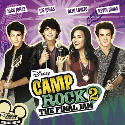 Camp Rock 2: The Final marmelade