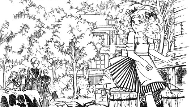 Candy Candy Manga Pictures