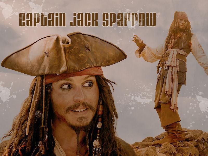 captain jack sparrow wallpaper bak - photo #6