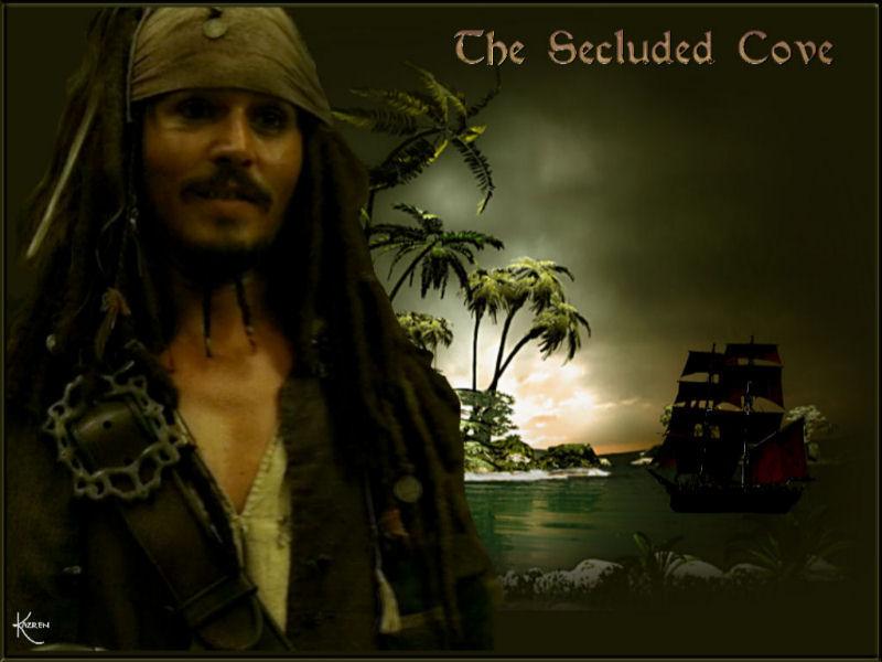 Captain Jack Sparrow Captain Jack Sparrow Wallpaper