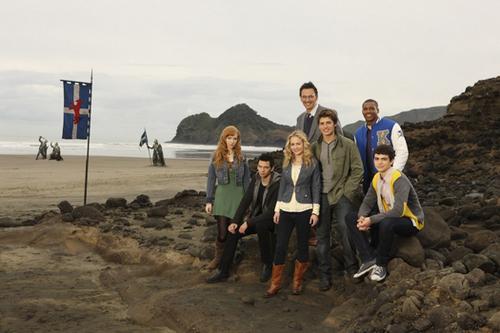 Cast of Avalon High