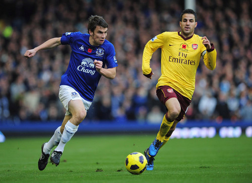 Cesc (Everton - Arsenal)