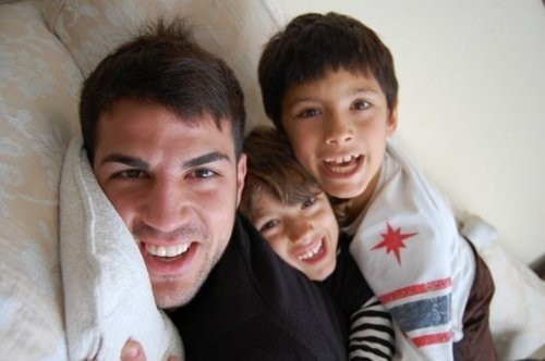 Cesc and Cousin