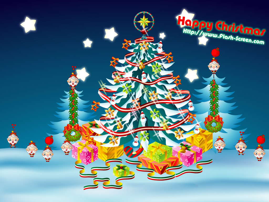 Christmas Images Tree HD Wallpaper And Background Photos