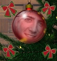 Christmas ornament - jonathan-togo fan art