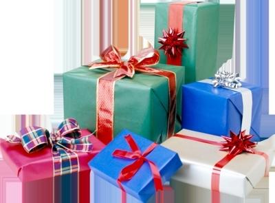 圣诞节 presents