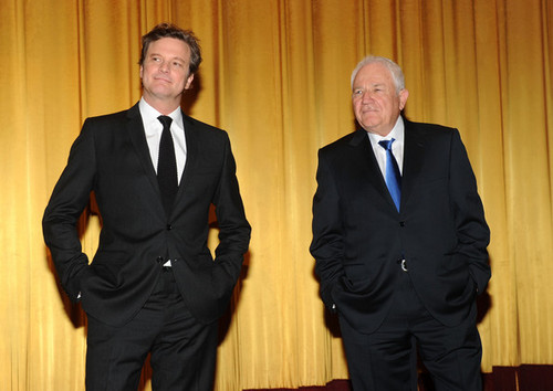 Colin Firth images Colin Firth at The King's Speech Premiere wallpaper and background photos