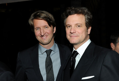 Colin Firth at The King's Speech Tribute Gala Afterparty at AFI Festival