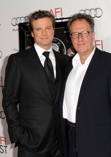 Colin Firth at The King's Speech Tribute Gala at AFI Festival