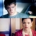 Cook and Katie - skins icon