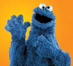 Cookie Monster :D