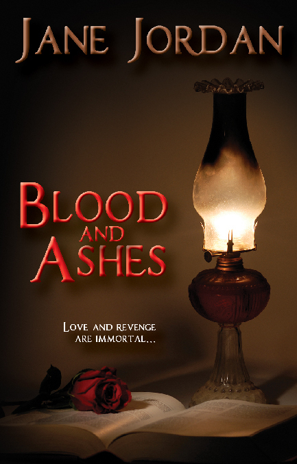 Cover of Blood & Ashes