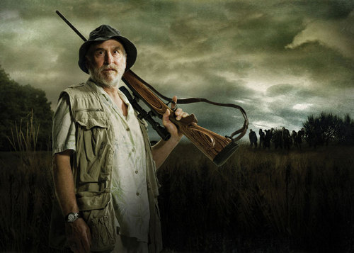 The Walking Dead wallpaper titled Dale