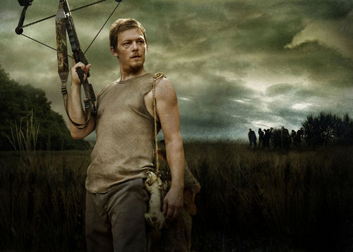 Os Mortos-Vivos wallpaper titled Daryl Dixon