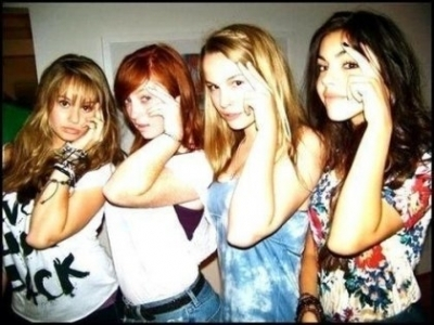 Debby At Bridgit Mendler's Sleepover - debby-ryan Photo
