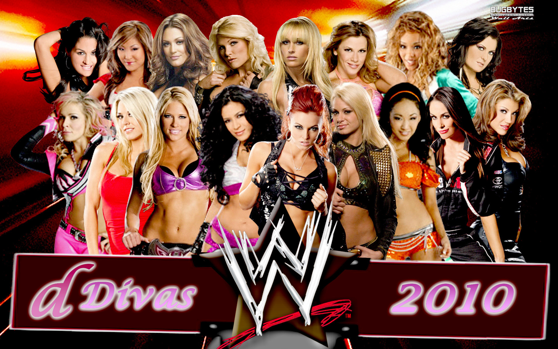 Divas wwe divas wallpaper 16913404 fanpop - Wwe divas wallpapers ...