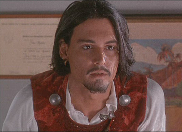 Movie: Don Juan DeMarco (played by Johnny Depp)?