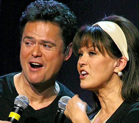 Donny Osmond Images Marie Wallpaper And Background Photos