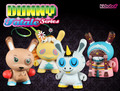 Dunny Series Fatale - vinyl-toys photo