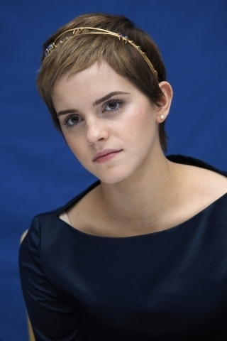 Emma @ DH1 London Press Conference., 13.11.2010 MQ