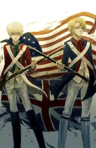 England & America