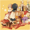 England (and some others, too ;] ) - hetalia-england fan art