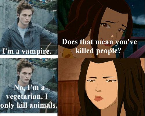 Even Azula hates Edward