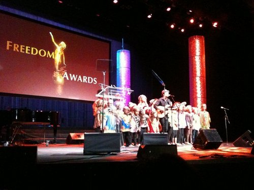 Freedom Awards November 7, 2010