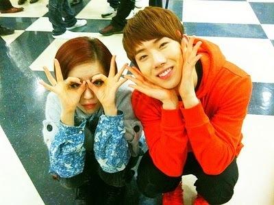 Ga in & Jo Kwon