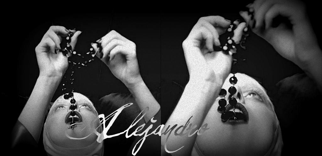 Gaga's Alejandro