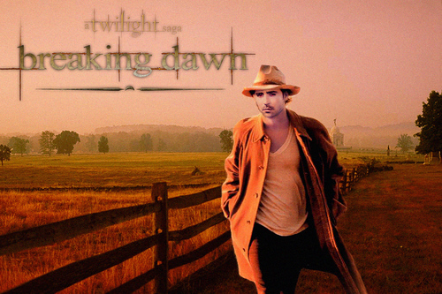 Garrett, Breaking Dawn Movie Poster - breaking-dawn Fan Art