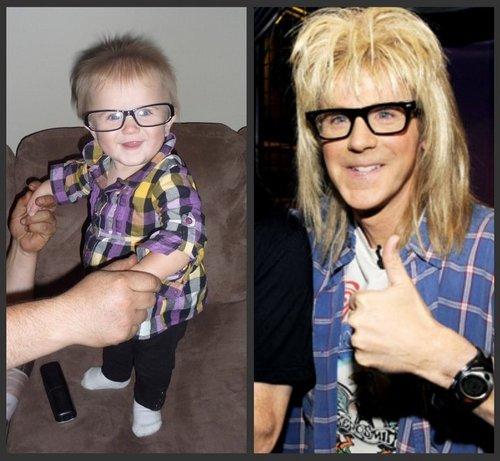 Garth look-alike (My Daughter)