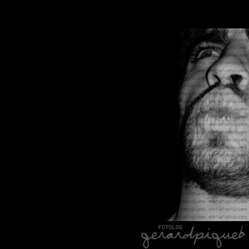 Gerard Piqué sexy big lips