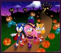 Halloween 2010 - sonic-halloween fan art