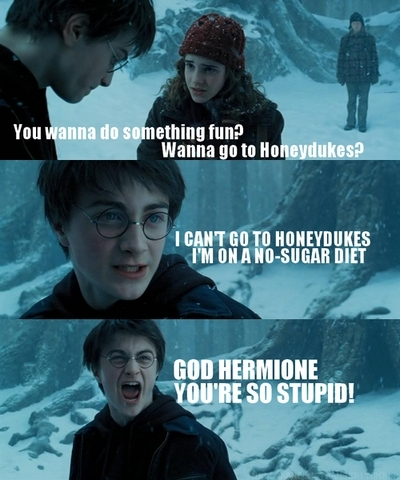 pages: feature and follow: 5 + funny harry potter pictures